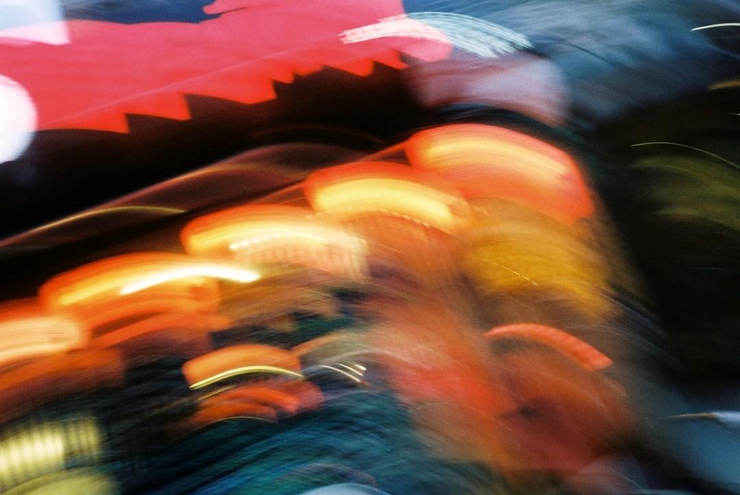 Going going gone - Kodak Pro Image 100 shot at ISO100