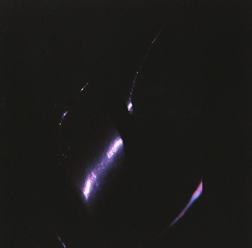 Nightshade - Lomochrome Purple XR 100-400 shot as ISO400