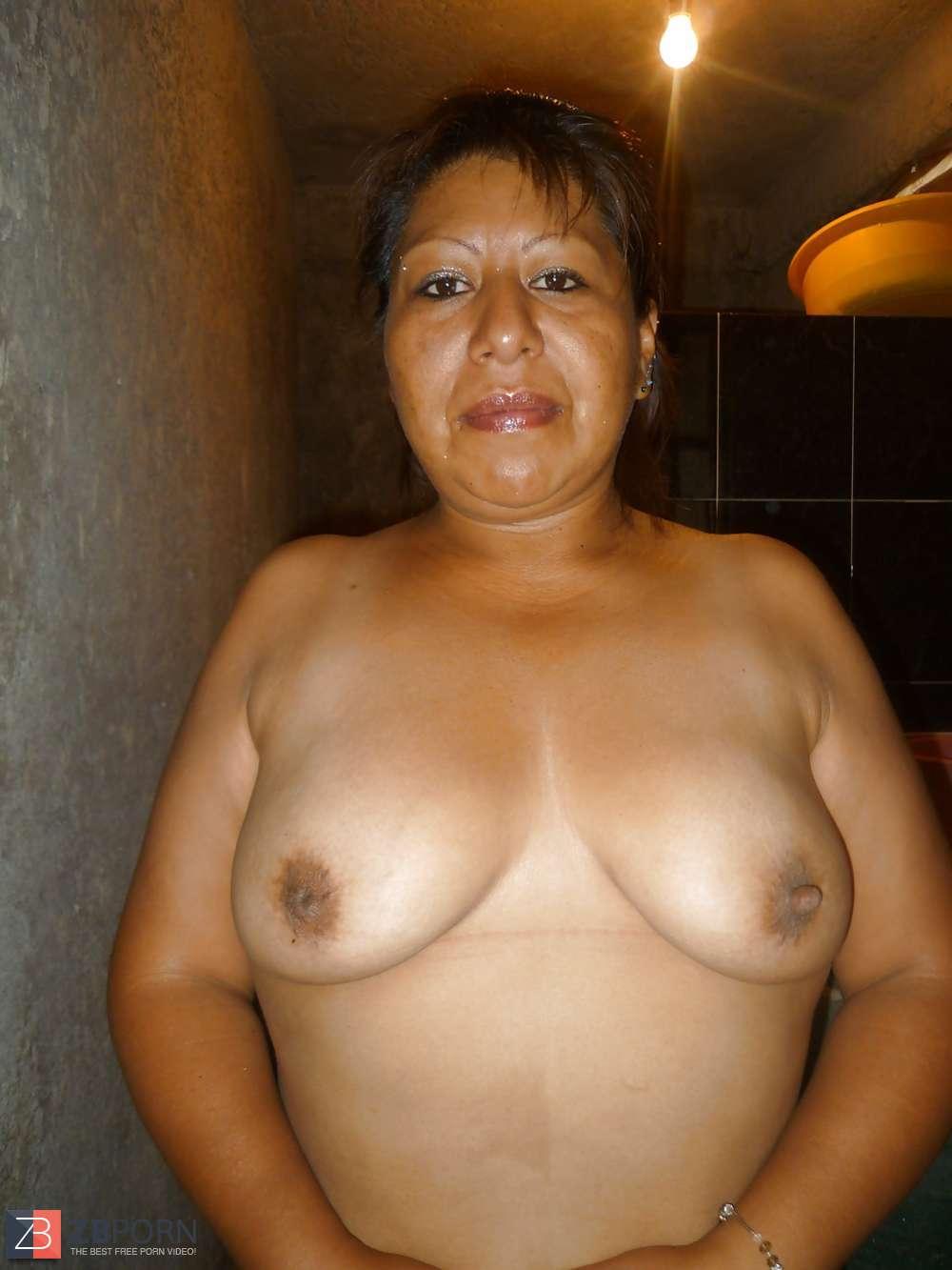 Mexicana borracha en la discoteca 2
