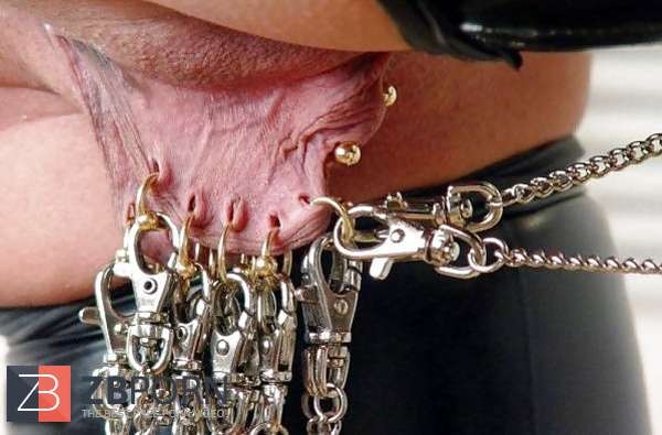 Piercing extrem nippel Most Extreme