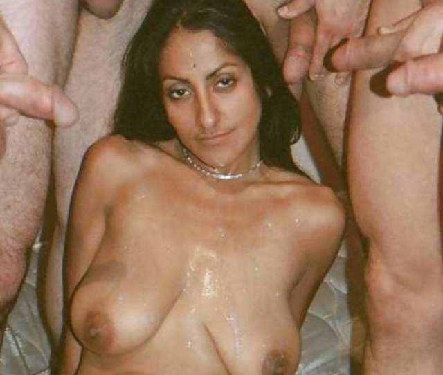 Indian Mature Getting Group Sex And Lots Of Jizz