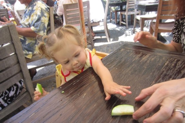 Give me that apple!
