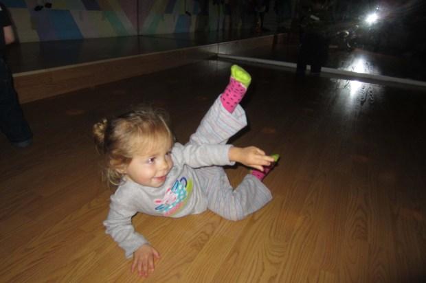 Dancing, Dancing, Break Dancing!