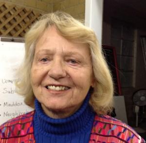 Photo of Ann Carson