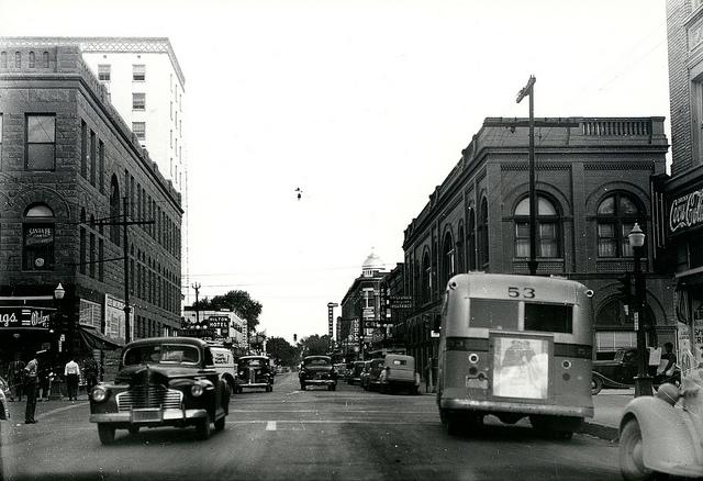 Albuquerque Historical Society - Central Ave, Albuquerque