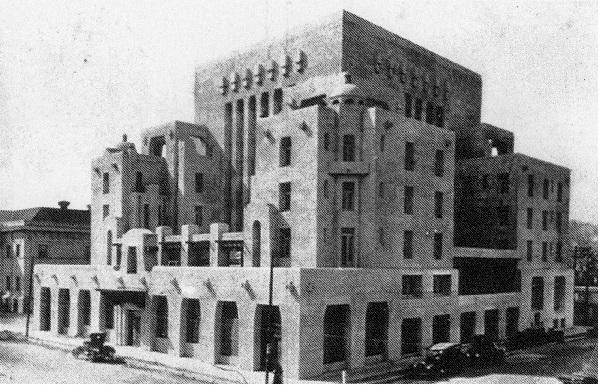 Franciscan Hotel, Albuquerque