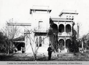 Albuquerque Historical Society -Franz Huning and the Huning Castle