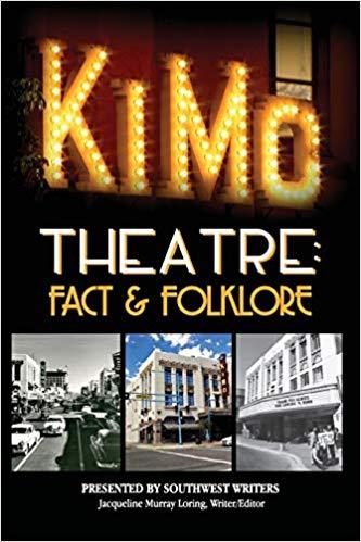 KiMo Theatre Fact & Folklore Book Cover