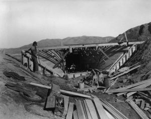 MRGCD Construction Photo 1930