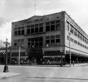 Rosenwald Bros Building - Albuquerque Museum (PA1992.5.696)
