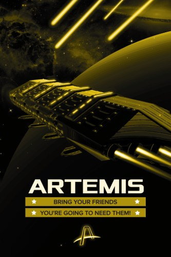 USS Zangwow : Artemis Spaceship Bridge Simulation