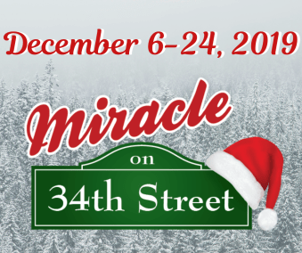 Miracle on 34th Street, 2019