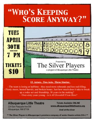 Silver Players Showcase Artwork