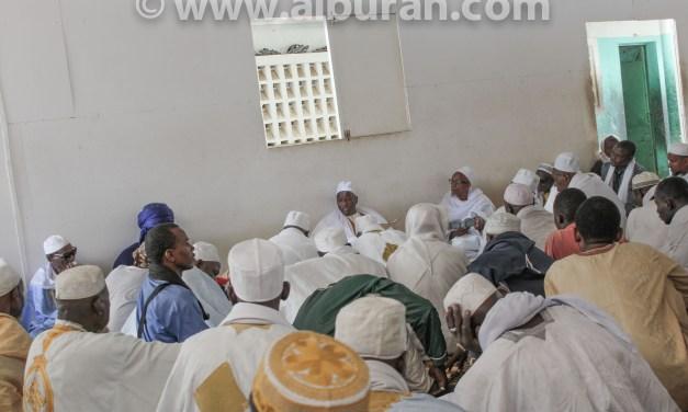 Quelques images du TAFSIR du Coran à la Zawiya des BARRO à Mbour