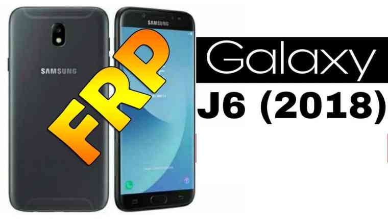 Remove/Bypass Google Account on Samsung Galaxy J6 (2018) FRP