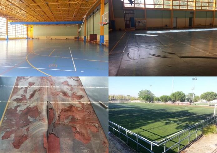 Instalaciones deportivas Alcorcón