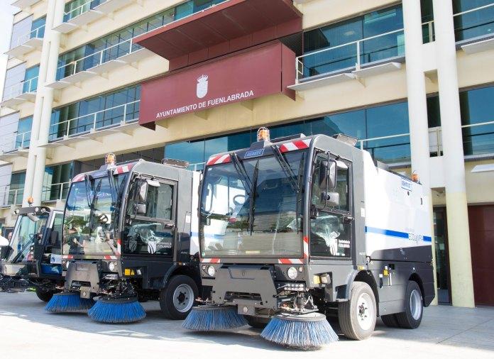 Vehiculos-Limpieza-Fuenlabrada