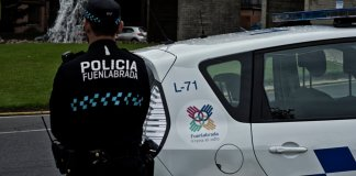 policia local fuenlabrada