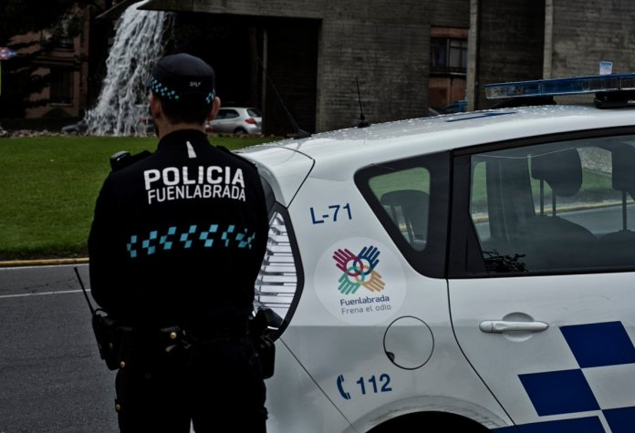 policia local fuenlabrada