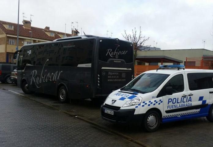 policia fuenlabrada