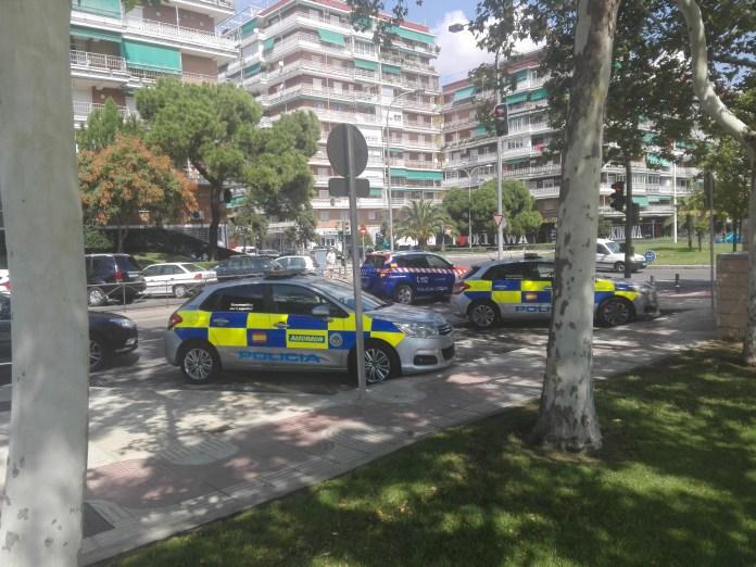 policia alcorcon seguridad
