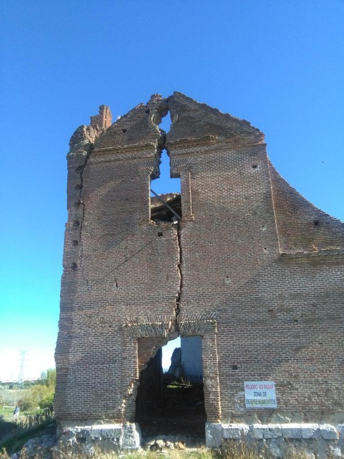 ruinas polvoranca