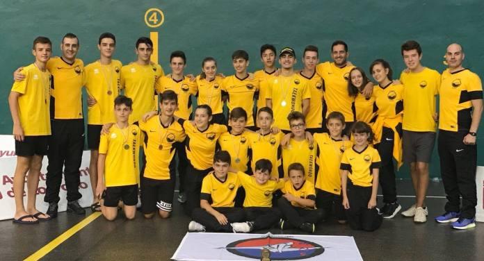 CDE Javi Alcalá taekwondo