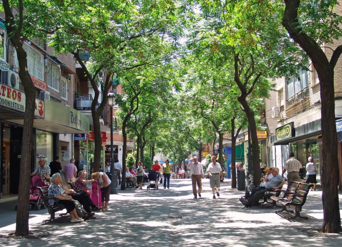 CALLE MAYOR ALCORCÓN