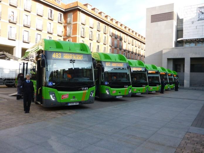 Marcha Autobús