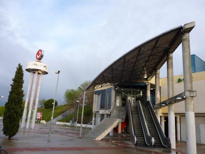 estación de Zarzaquemada