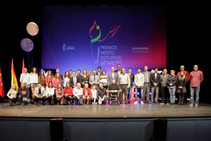 Premios Getafe