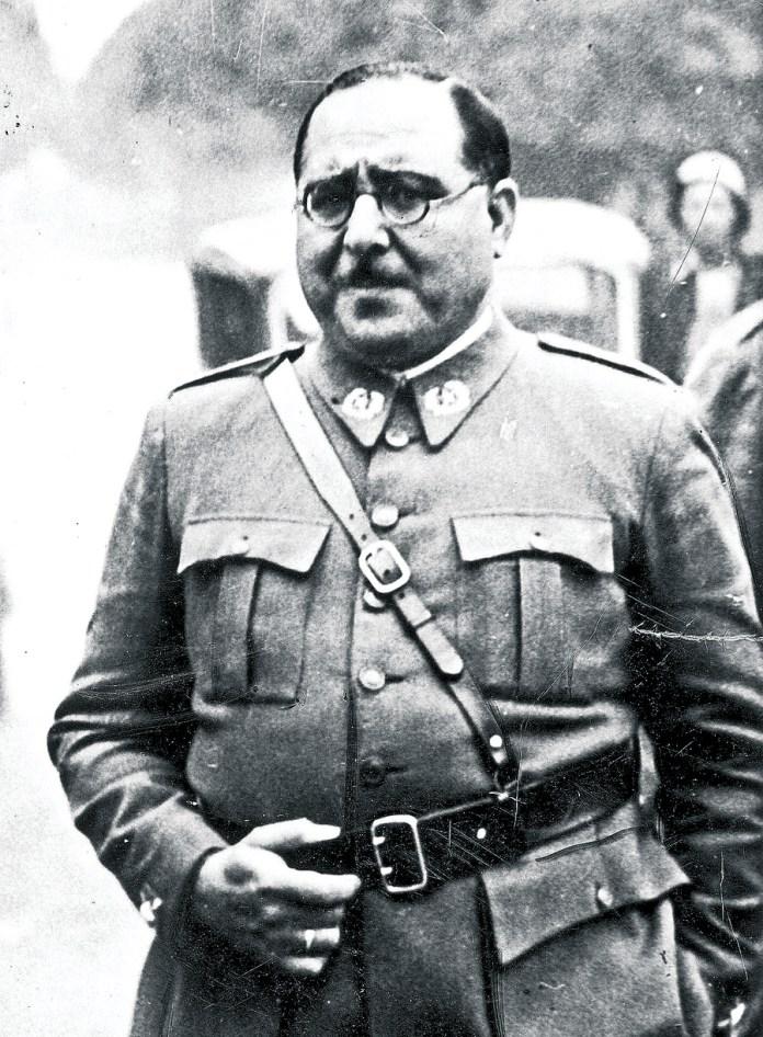 Calles Franquistas General Aranda