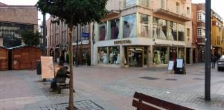 plaza general palacio comerciantes