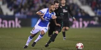 Leganés-Real Madrid