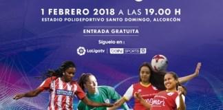 Fútbol femenino Alcorcón