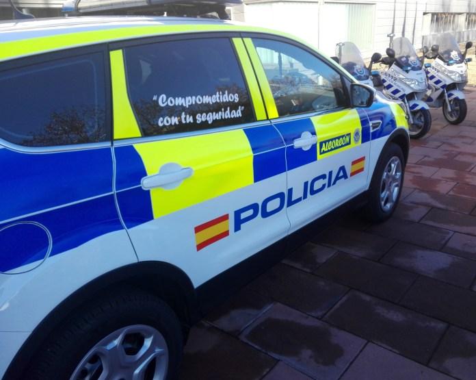 policia local alcorcon