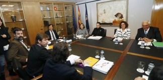 Reunión CSD