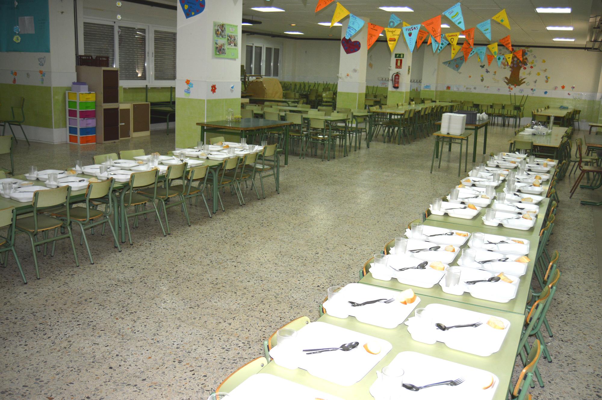 Alcorcón destinará 500.000 euros a ayudas para comedor escolar y ...