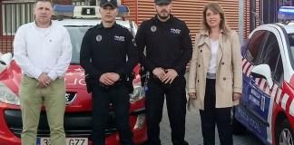 policia moraleja getafe