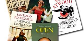 cinco libros para leer este verano