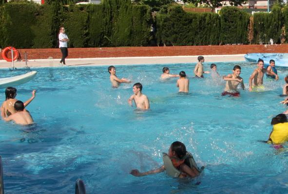 piscina_sector III getafe