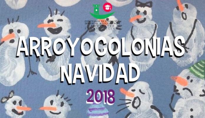 Arroyocolonias navidad 2018