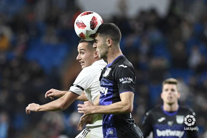 Real Madrid-Lega
