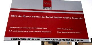 centro de salud parque oeste