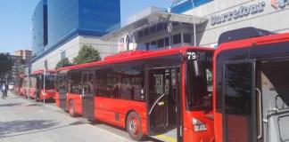huelga autobuses fuenlabrada
