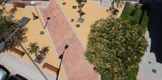 plaza cadiz Fuenlabrada