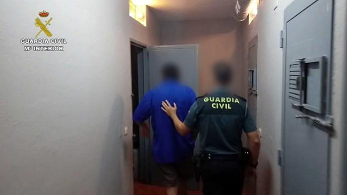 detenido violar hija fuenlabrada