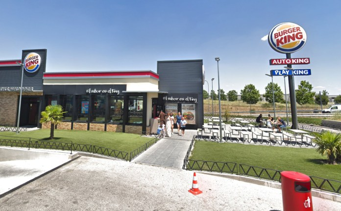 burger king leganes