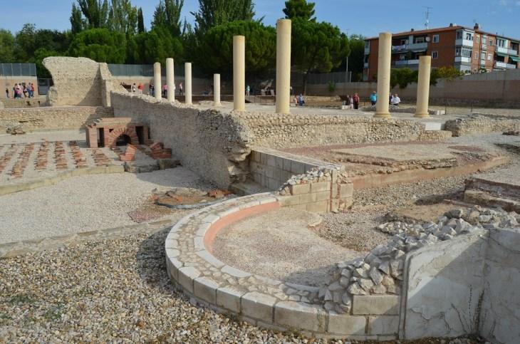 Complutum. Foro y casa de Hippolytus