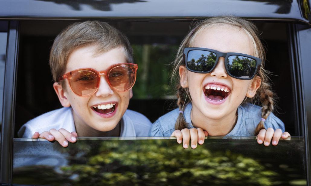 6 Consejos para viajar con niños y bebés en coche